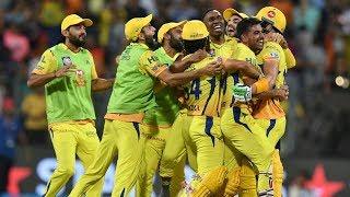 IPL 2018 FINAL HIGHLIGHTS: CSK vs SRH |  CSK lift the IPL trophy