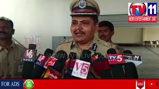 POLICE ARRESTED ROBBERY GANG IN HYD |SEIZED TWO GUNS , 4 BULLETS | Tv11 News | 28-05-2018