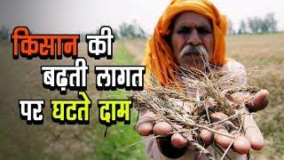 किसान की बढ़ती लागत पर घटते दाम   अशोक वानखेड़े   व्हिसलब्लोवर न्यूज़ इंडिया