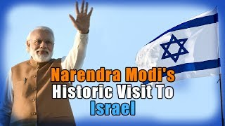 Narendra Modi's Historic Visit to Israel | Ashok Wankhede | Whistleblower News India