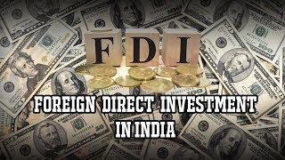 Foreign Direct Investment in India   FDI की समीक्षा   नवीन भाटीया   व्हिसलब्लोवर न्यूज़ इंडिया