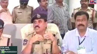 IAS OFFICER AND  HIS SON ARRESTED IN DRIVER MURDER CASE  AT JUBLEEHILLS PS TV11 NEWS  22ND MAR 2017