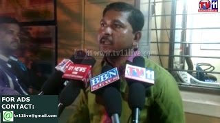 FINANCIER ATTACK ON MEDIA AT BEGAMBAZAR PS LIMIT TV11 NEWS 24TH MAR 2017