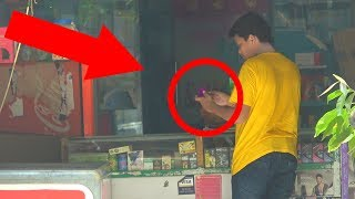 Kid Buying a Condom - Social Experiment | TamashaBera