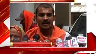 उन्नाव - चर्चित रेप कांड में लोग पुलिस अधीक्षक कार्यालय पहुंचे - tv24