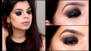 EASY SMOKEY EYE IN 5 SIMPLE STEPS | STEP BY STEP | BEGINNER FRIENDLY