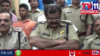 RPF POLICE CAUGHT GANJA IN SECUNDERABAD RAILWAY STATION | WORTH OF 14 LAKH | Tv11 News | 30-05-18