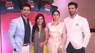 4d41c22e0ab0c UNCUT: Silsila Badalte Rishton Ka Serial Launch | Drashti Dhami,Shakti Arora,  Abhinav