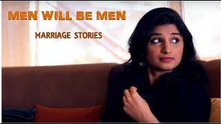 Men Will Be Men | Life After Marriage | CafeMarathi