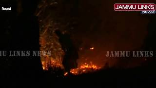 Forest fire takes a toll on Reasi locals' health