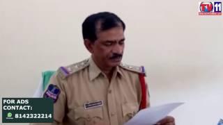 MURDER CASE PRESS MEET  PAHADI SHARIF PS TV11 NEWS 12TH APR 2017