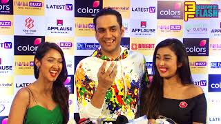 Vikas Gupta & Krrissan Barretto  Full Interview - Indian Wiki Media 1 year Completion Party