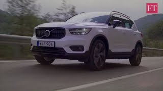 Volvo's smallest SUV: Check out the XC40 here | ETPanache