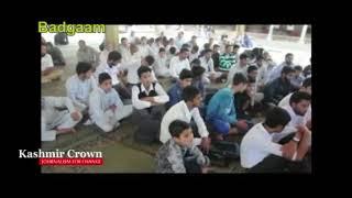 Impressive Function Organised On birth anniversary of of HAzrat Hassan Mujtaba in Budgam.
