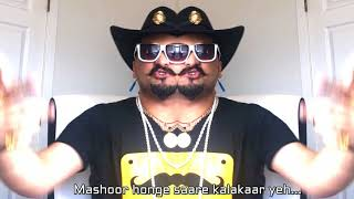 Mashoor - Official Music Video By Baba KSD