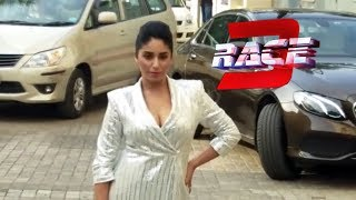 Heeriye Song Singer Neha Bhasin Grand Entry At Allah Duhai Hai Song Launch | RACE 3 | Salman Khan