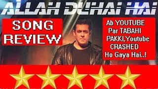 Allah Duhai Hai Song Review From Race 3