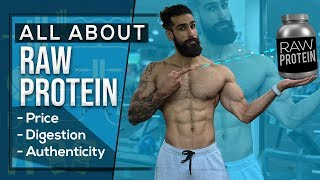 All About RAW WHEY PROTEIN POWDER (Digestion, Price, Side Effects, Taste)