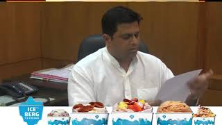 Ex Min Parulekar Looted Public Money In The Name Of Development: Jayesh Salgaonkar