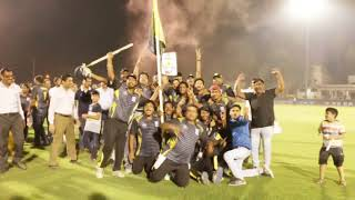 PCL Final - MP Royals won the First Title of Publisher Cricket League