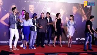 Salman Khan Crazy Dance On Stage - Race 3 - Allah Duhai Hai Song Launch