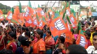 # BJP # Mahila Surakhya Jatra # Koraput