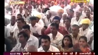 Shri Ramprasad ji Maharaj    Shrimad Bhagwat Katha    Ravan Ka Chabutra, Raj.    Live 14-4-16 P3