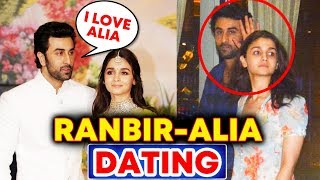 Ranbir Kapoor Opens Up On His LOVE AFFAIR With Alia Bhatt