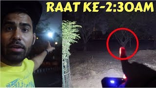 Night Stay in India's Most Haunted Place | Dwarka sector 9 ghost tree