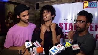 Dharmesh Yelande & Raghav Juyal Full Interview   Race 3 & ABCD 3