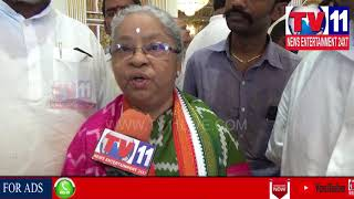 EX MP ANJAN KUMAR YADAV TAKES CHARGE AS GREATER HYD CONGRESS PRESIDENT IN HYD | Tv11 News | 03-06-18