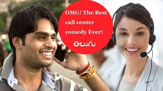 OMG! The Best call center comedy Ever!0