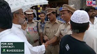 SRIRAM NAGAR SITUATION TOTALLY PEACEFUL FRIDAY PRAYERS TV11 NEWS 12TH MAY 2017