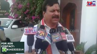 UTTAMKUMAR REDDY LETTER TO GOVERNOR ON KHAMMAM FORMERS ARREST TV11 NEWS 13TH MAY 2017