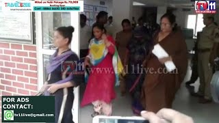 WIFE KIDNAPPED BY FINANCIER AT AMBERPET TV11 NEWS 16TH MAY 2017