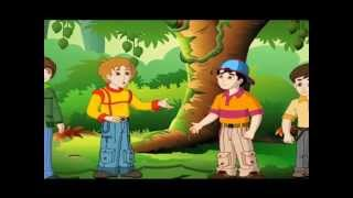 Cartoon Film Story | Lobh
