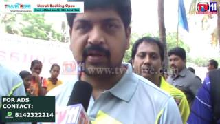 SUMMER SPORTS CAMP STARTED BY MINISTER KOLLU RAVINDRA AT VIJAYAWADA TV11 NEWS 17TH MAY 2017