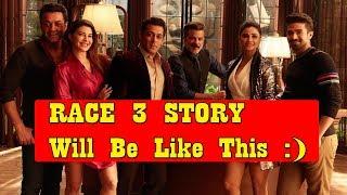 Race 3 Story Synopsis I Salman Khan