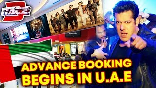 RACE 3 Advance Booking Creates STORM In UAE   Salman Khan