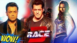 RACE 3 NEXT Song Sanse Hui Dhuan Dhuan, Bobby Deol Bags Housefull 4 Coz Of Salman Khan