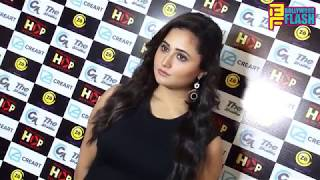 Gorgeous Rashmi Desai Full Interview - HOP (House Of Performance) First Digital Reality Show Launch