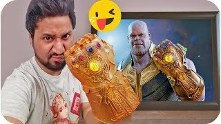 Lulli ke Infinity Stones - Avengers Spoof | comedy video by Baklol Bunny
