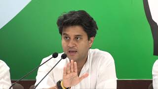 60 Lakh Fake Voter ID Scam in MP: AICC Press Briefing by Kamal Nath and Jyotiraditya Scindia