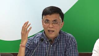 Bank Scam: AICC Press Briefing By Pawan Khera at Congress HQ