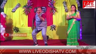 Disco Dancer - I Am A Disco Dancer Zindagi Mera Gaana || Viral Dance Vedio || Live Odisha News