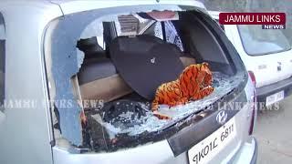 Three CRPF men, civilian injured in Srinagar grenade attack
