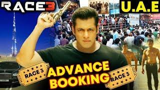 RACE 3 Advance Booking In UAE Creates THUNDER   Salman Khan
