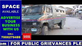 Four troopers and a civilian wounded in Srinagar grenade blast