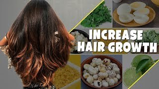 TOP 7 Foods To STOP Hair Loss & INCREASE Hair Growth/Thickness- What Should I Eat For Healthy Hair??