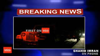 Militants attack army camp in  Bandipora, troops retaliate with heavy firing